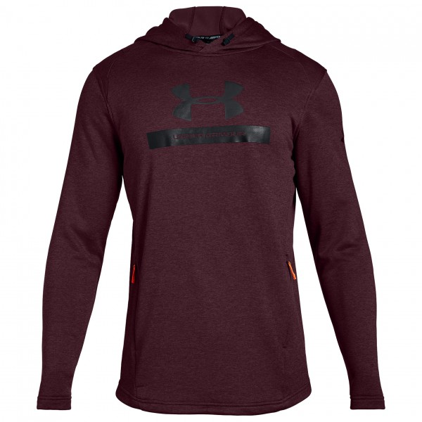 Under Armour - MK1 Terry Graphic Hoodie - Sport shirt
