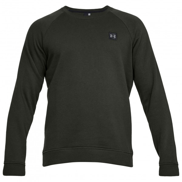 Under Armour - Rival Fleece Crew Cotton 80 - Funktionströja