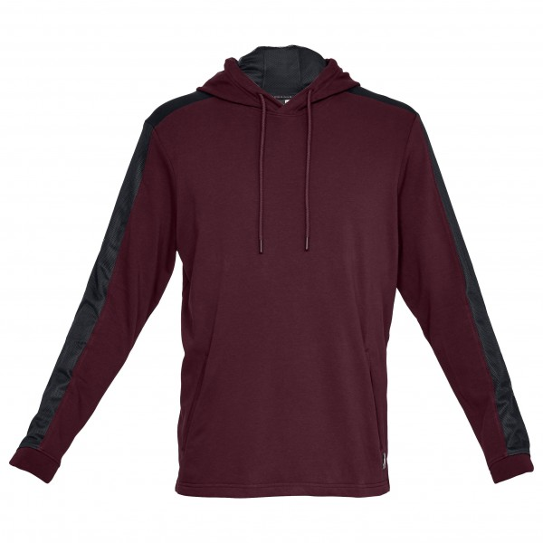 Under Armour - Threadborne Terry Pullover Hoodie - Funktionströja