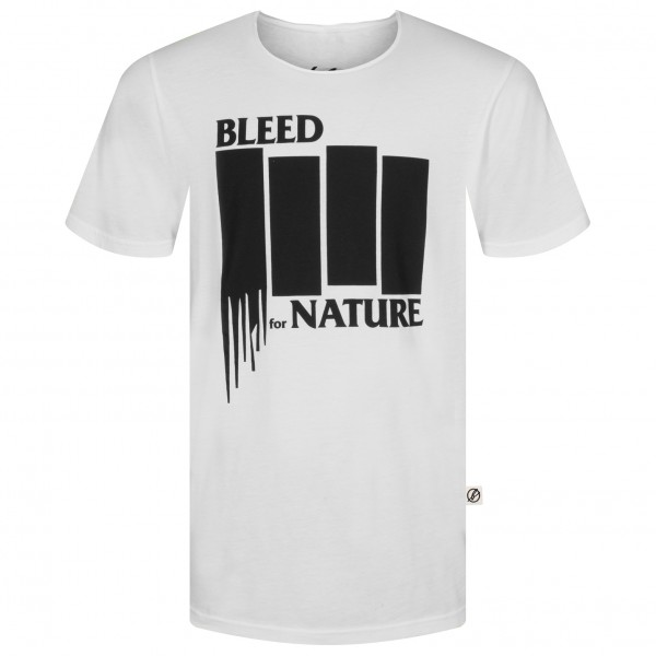 Bleed - Flag T-Shirt - T-shirt