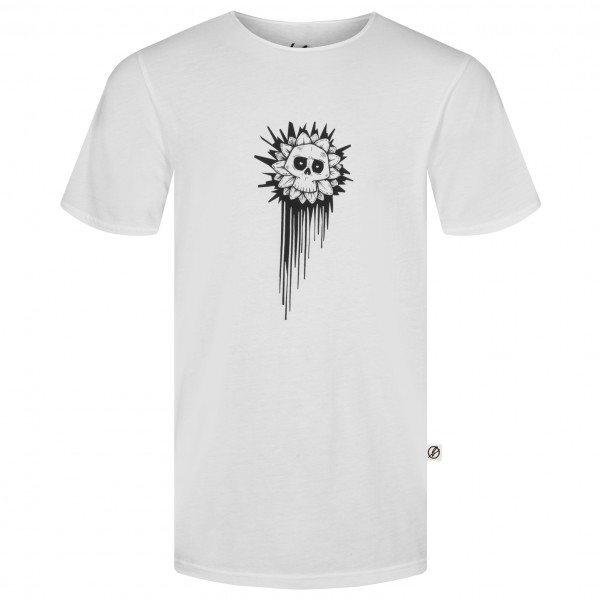 Bleed - Skullflower T-Shirt - T-shirt