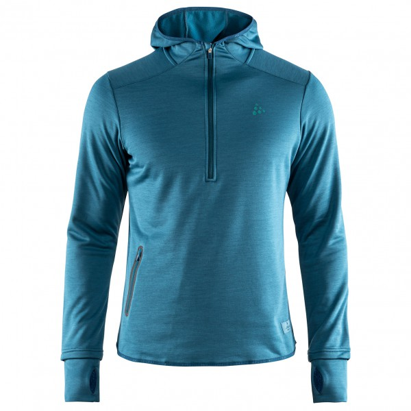 Craft - Breakaway Jersey Hood Sweater - Sport-T-shirt