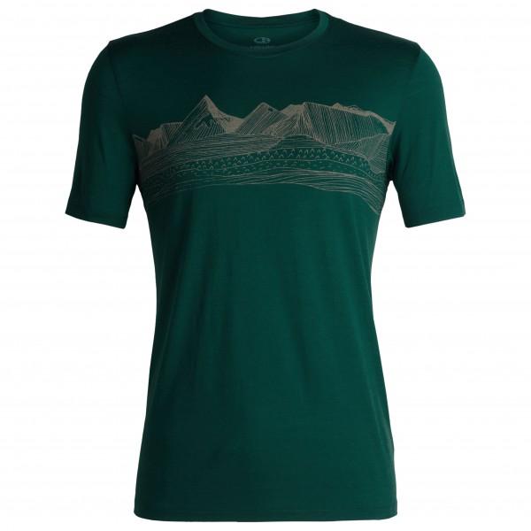 Icebreaker - Tech Lite S/S Crewe Pyrenees - T-shirt