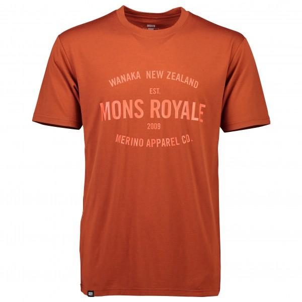 Mons Royale - Icon T-Shirt - T-Shirt