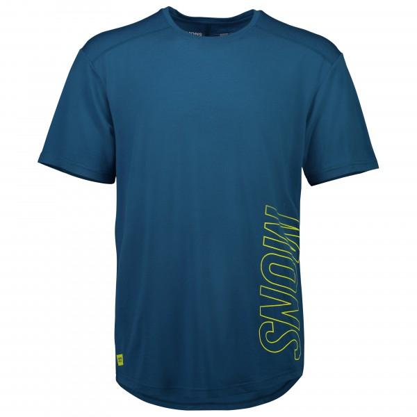 Mons Royale - MTN X T-Shirt - Longsleeve