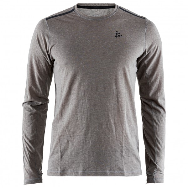 Craft - Urban Run L/S Wool Tee - Laufshirt