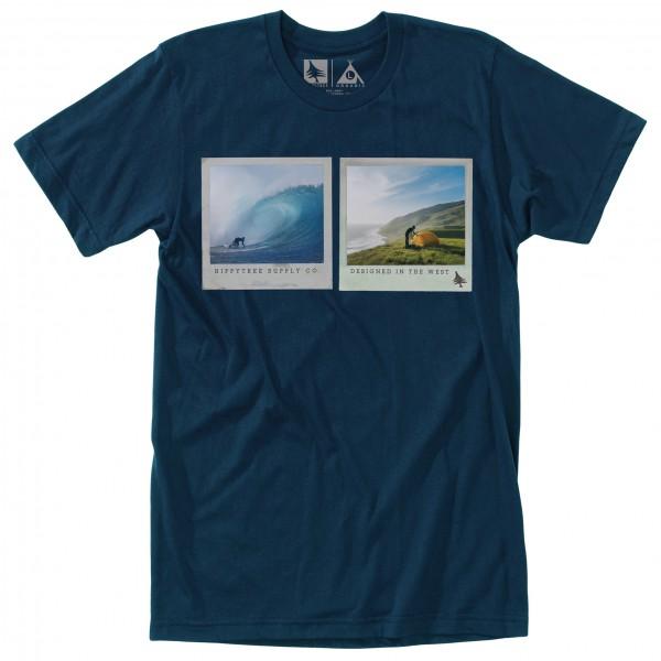 Hippy Tree - Capture Tee - Camiseta de manga corta