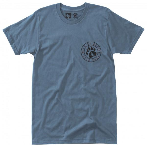 Hippy Tree - Claw Tee Print - T-skjorte