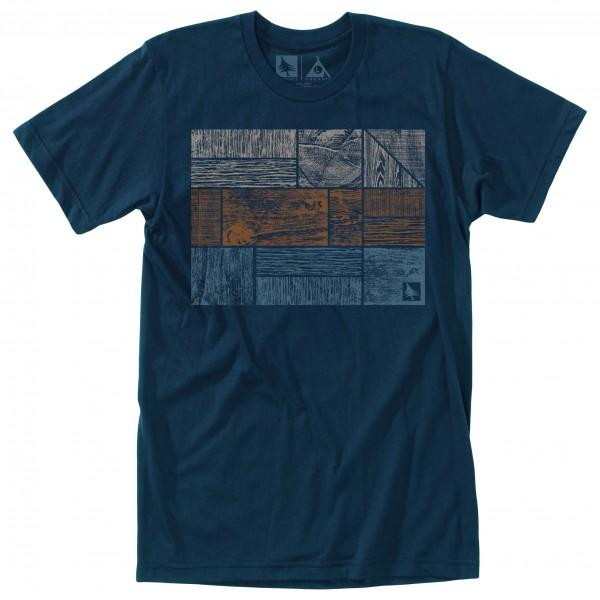 Hippy Tree - Logstack Tee - T-shirt