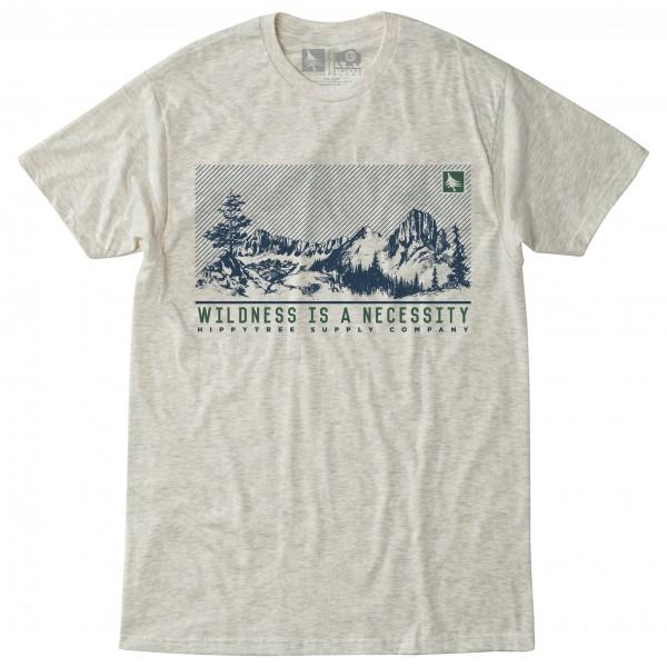 Hippy Tree - Necessity Tee - T-Shirt