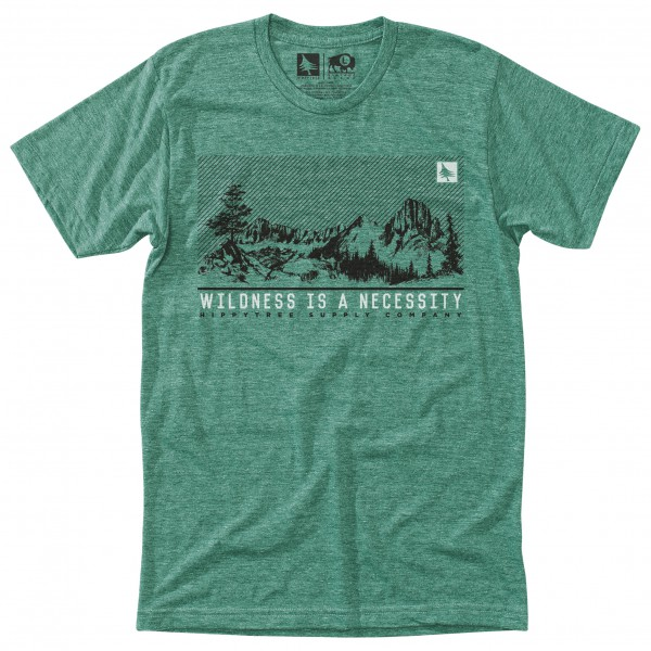 Hippy Tree - Necessity Tee - T-shirt