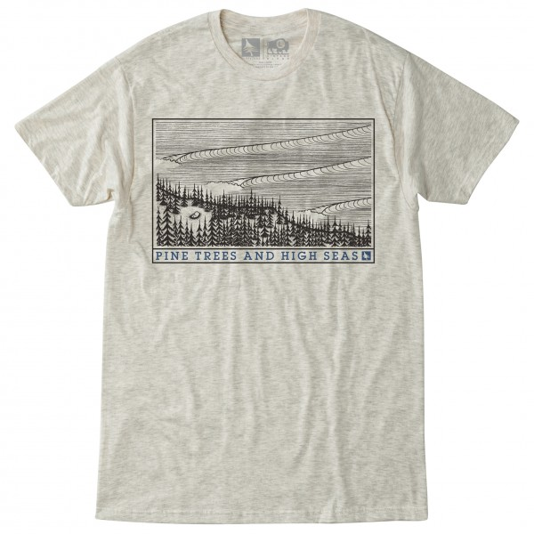 Hippy Tree - Outskirts Tee - T-Shirt