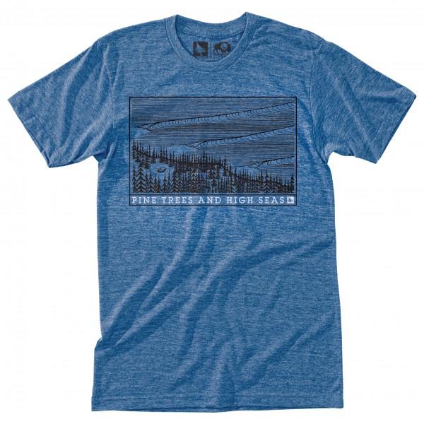 Hippy Tree - Outskirts Tee - T-shirt