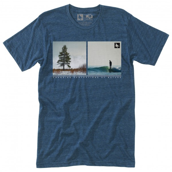 Hippy Tree - Parallel Tee - T-skjorte
