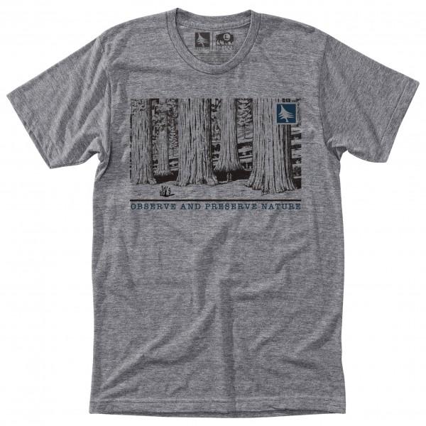 Hippy Tree - Sequoia Tee - T-shirt