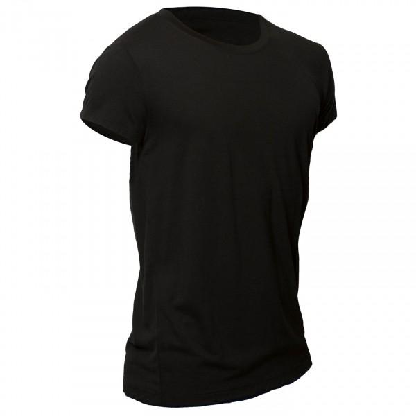 Northern Playground - T-Shirt Organic Wool and Silk - T-shirt