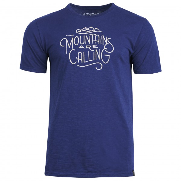 United By Blue - Mountains Are Calling - Camiseta de manga corta