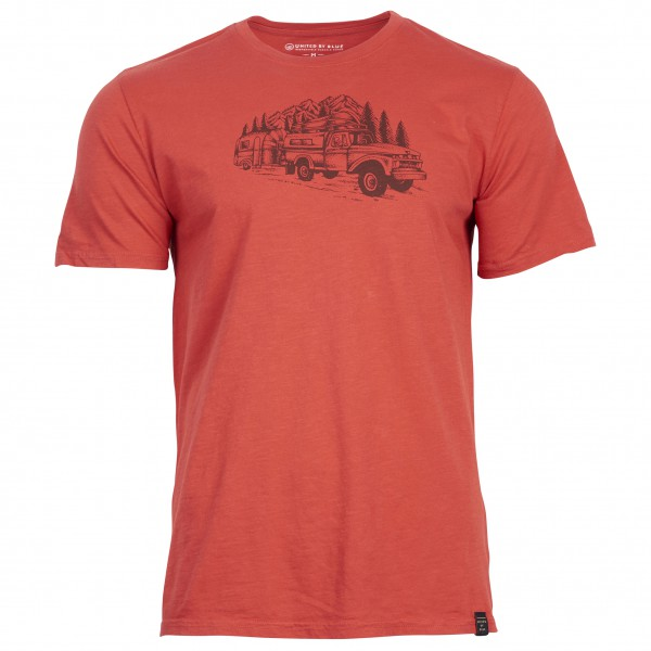 United By Blue - Truck & Camper - T-shirt