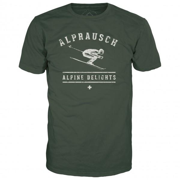 Alprausch - Abfahrt T-Shirt - T-shirt