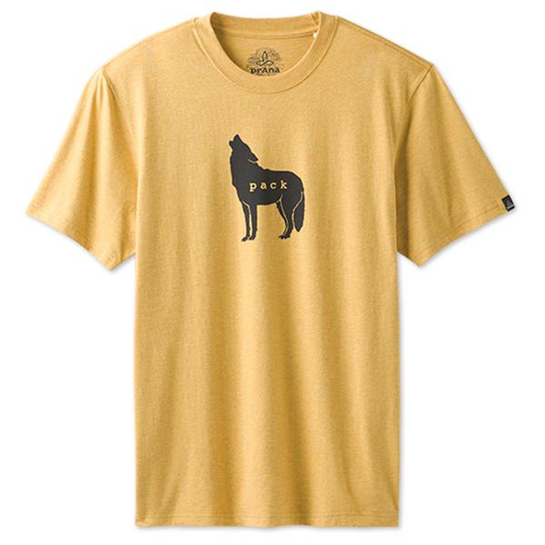 Prana - Wolf Pack Journeyman - T-shirt