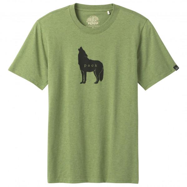 Prana - Wolf Pack Journeyman - Camiseta de manga corta
