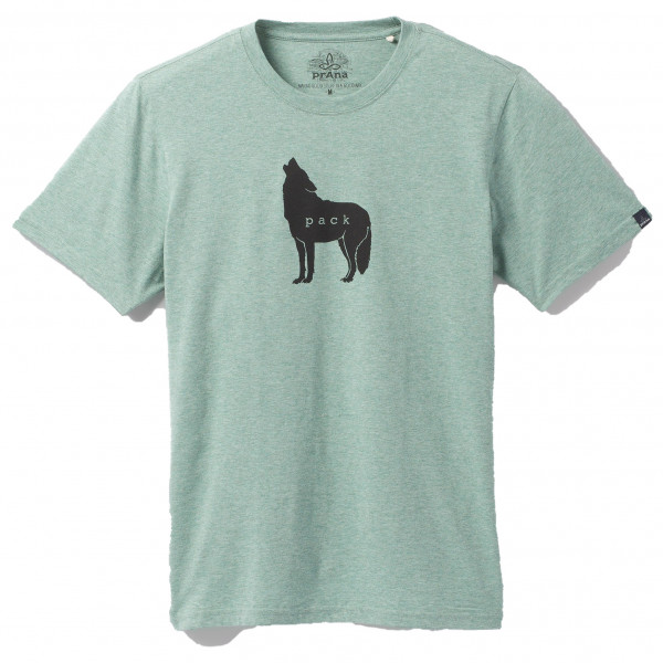 Prana - Wolf Pack Journeyman - T-shirt