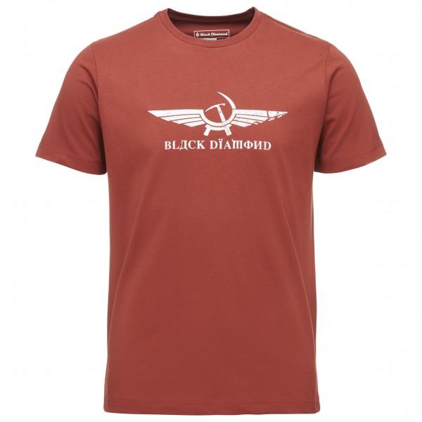 Black Diamond - S/S Perestroika Tee - T-shirt