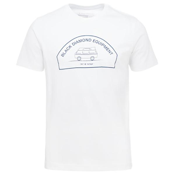 Black Diamond - S/S Rock Van Tee - Camiseta de manga corta