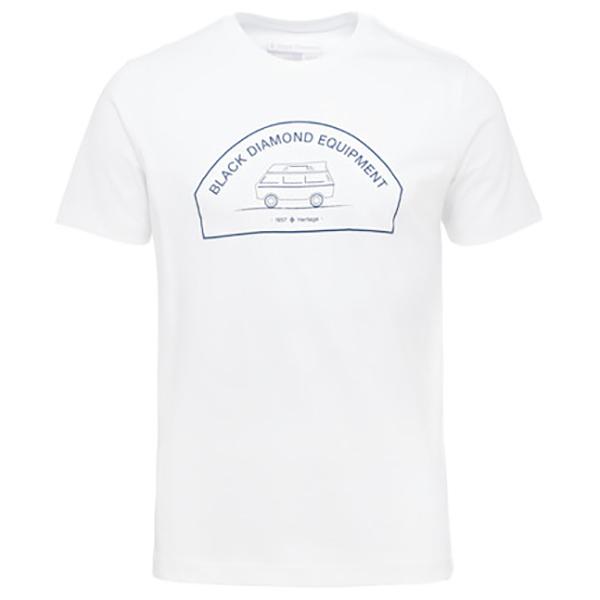 Black Diamond - S/S Rock Van Tee - T-skjorte