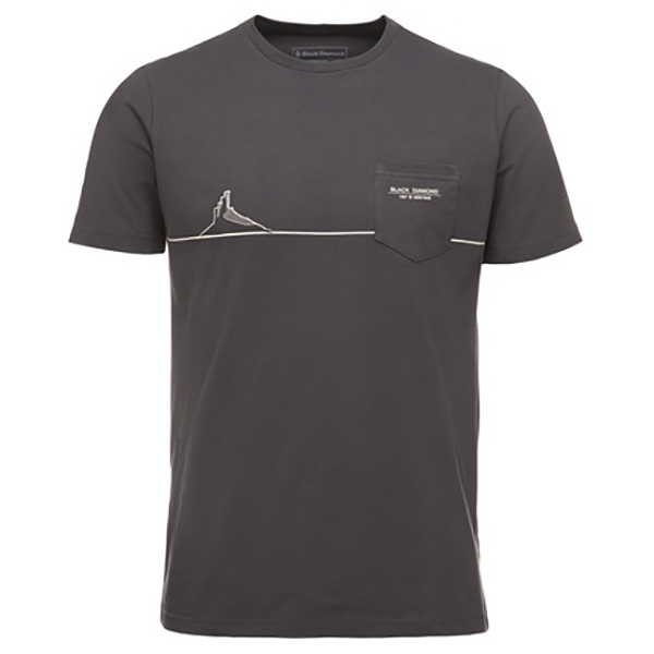 Black Diamond - S/S Tower Tee - T-skjorte
