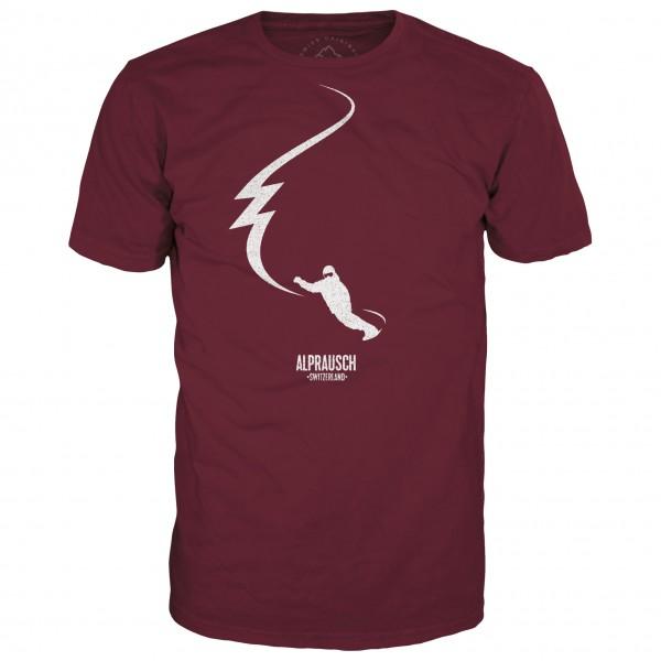 Alprausch - Blitz-Boarder T-Shirt - T-shirt