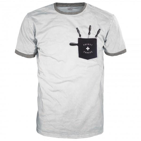 Alprausch - Chääsfrässer T-Shirt - T-paidat