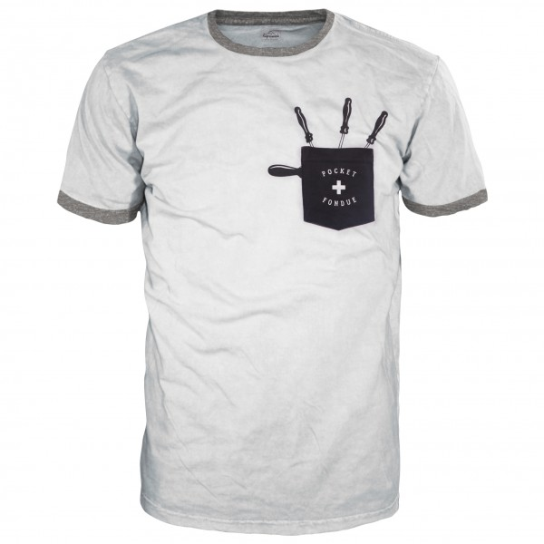 Alprausch - Chääsfrässer T-Shirt