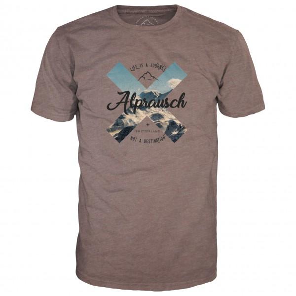 Alprausch - Dä Wäg T-Shirt - T-shirt