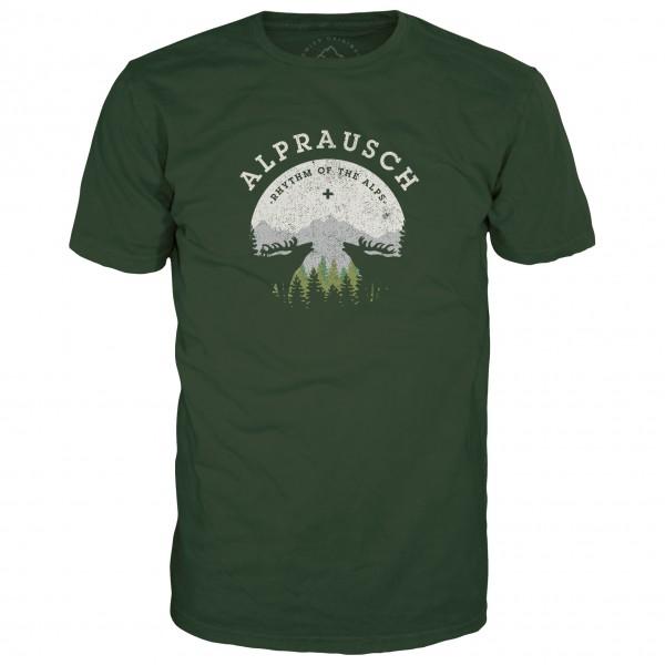 Alprausch - Hirschruef T-Shirt - T-shirt