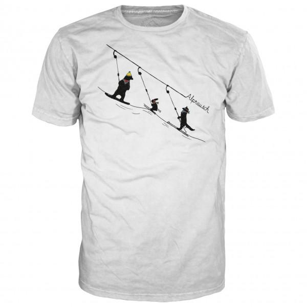 Alprausch - Schiilift T-Shirt - T-shirt