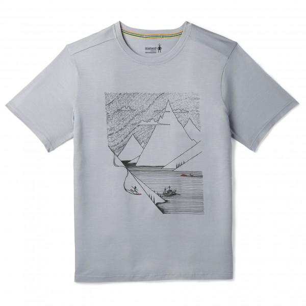 Smartwool - Merino 150 Fjord Slider Tee - T-Shirt