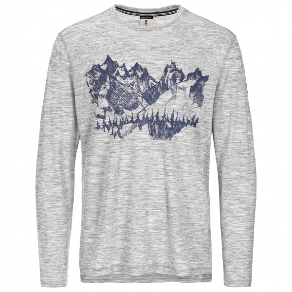 SuperNatural - Graphic L/S 140 - Longsleeve