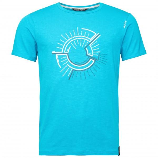 Chillaz - Climbing Map Cotton - T-skjorte
