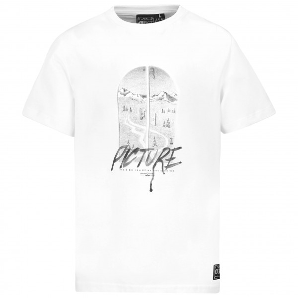 Picture - D&S Split - T-shirt