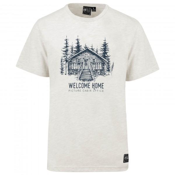 Picture - Wood Cabin - T-skjorte