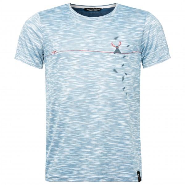 Chillaz - Hirschkrah On The Rope - T-shirt