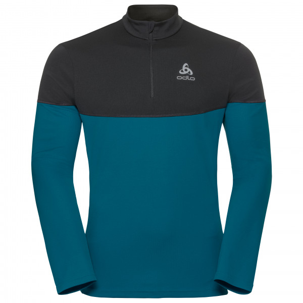 Odlo - Midlayer 1/2 Zip Core Light - Laufshirt