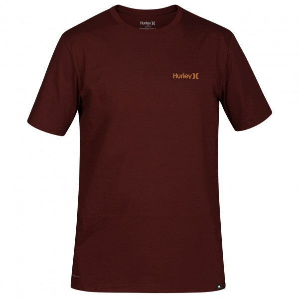 Hurley - Dri-Fit One and Only 2.0 Tee S/S - Funktionströja