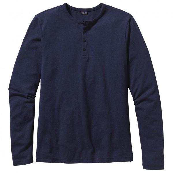 Patagonia - L/S Daily Henley - Camiseta de manga larga