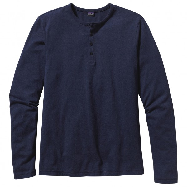 Patagonia - L/S Daily Henley - Manches longues