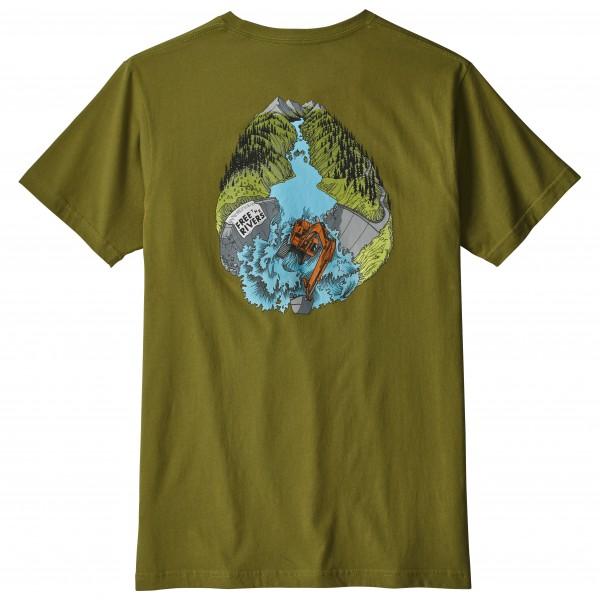 Patagonia - River Liberation Organic T-Shirt - T-shirt