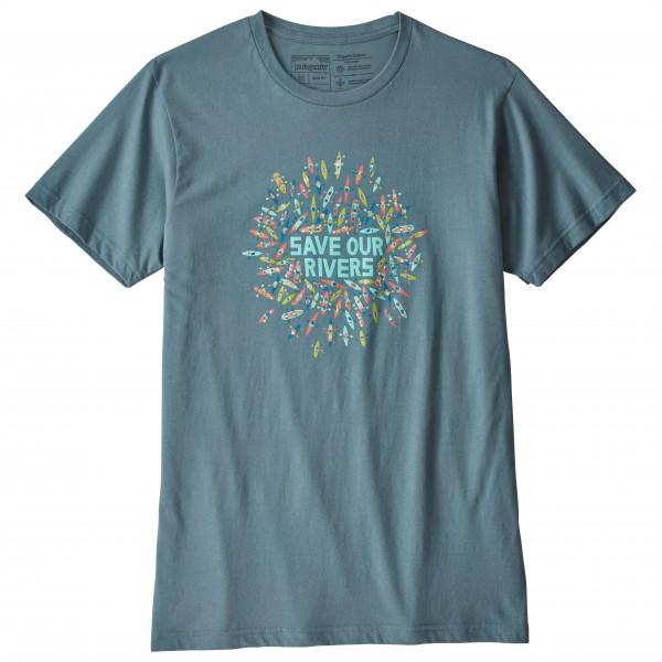 Patagonia - Save Our Rivers Organic T-Shirt - T-shirt