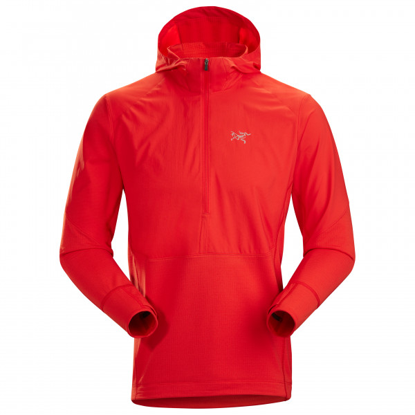 Arc'teryx - Aptin Zip Hoody - Running shirt