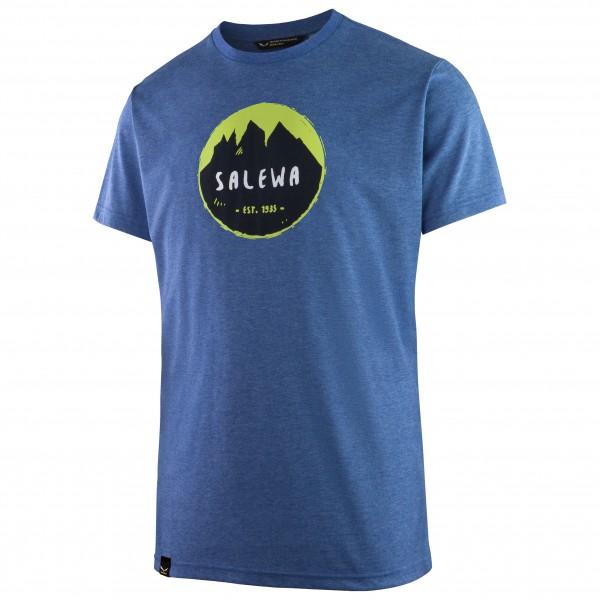 Salewa - Dolomitic Dri-Rel S/S Tee - Funksjonsshirt